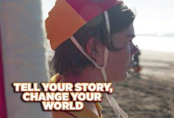 Tell Your Story, Change Your World
