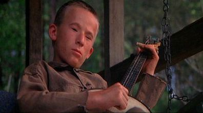The Dueling Banjos scene from Deliverance.