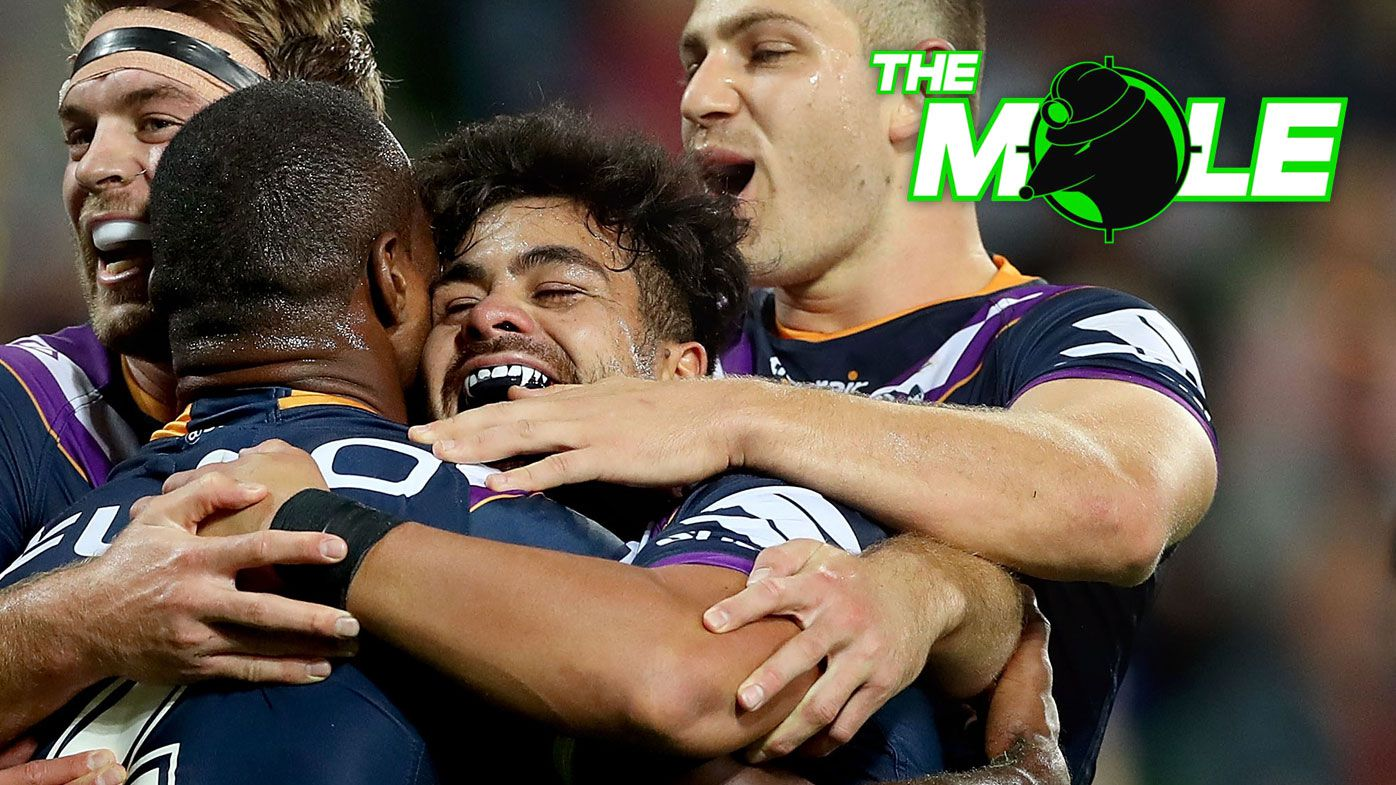 The Mole: Melbourne Storm star set to return to NRL after shock mid-season walkout
