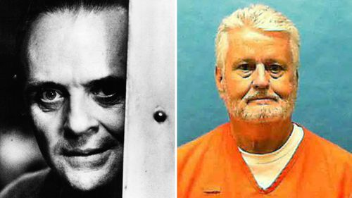Anthony Hopkins' chilling portrayal of Dr. Hannibal Lecter in the 1991 thriller Silence of the Lambs triggered a wave of interest in serial killers, according to Howard. Bobby Joe Long sent Howard a lock of his hair, the true crime author said. Long killed 10 women during eight months in 1984 that terrorised the Tampa Bay area. He was sentenced to 401 years in prison, 28 life sentences and one death sentence.