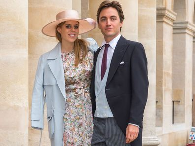 Princess Beatrice and Edo reveal their wedding gift registry