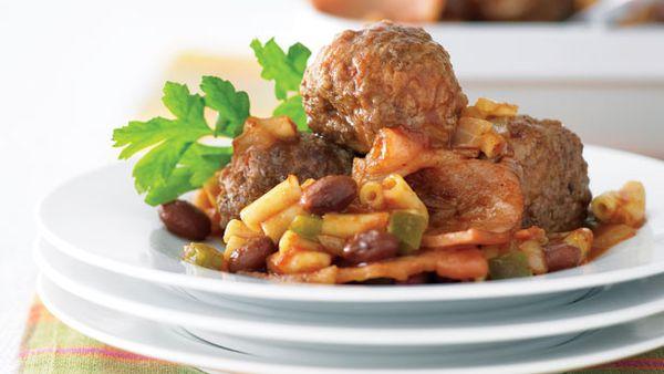 Meatballs mexicana
