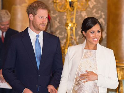 The important first duty Prince Harry will fulfil when Meghan gives birth.
