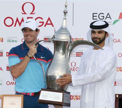 <strong>Omega Dubai Desert Classic</strong>