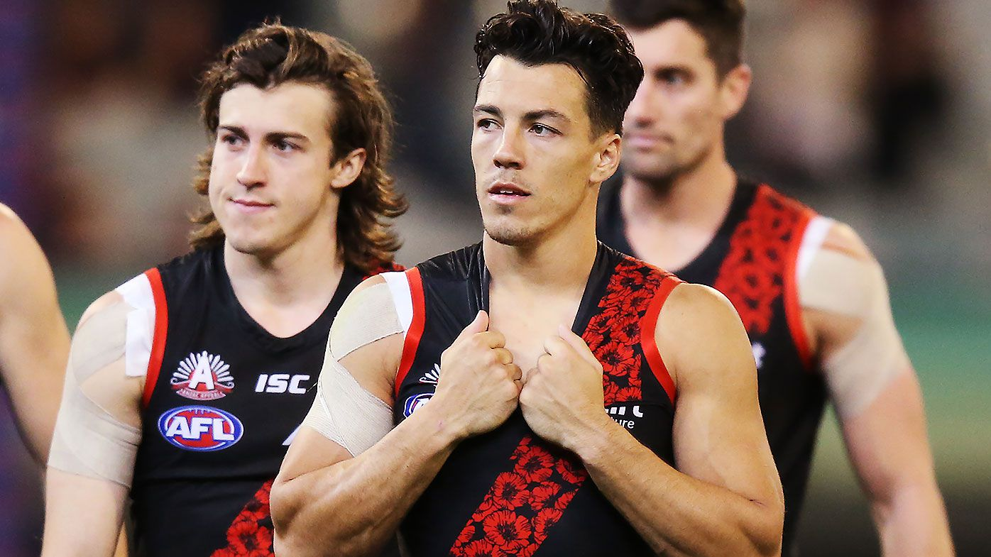 Dylan Shiel's exhilarating yet wasteful performance sums up hot and cold Essendon