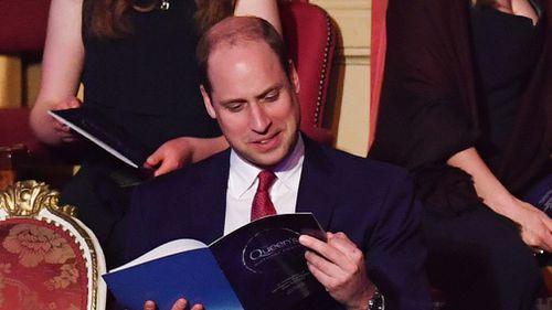 The Duke of Cambridge. (PA)