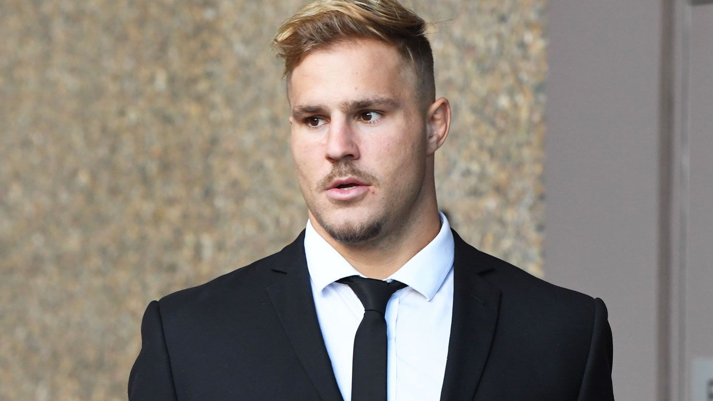 Dragons receive Jack de Belin dispensation