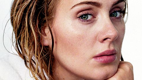 66164ef307d Adele goes makeup-free on stunning Rolling Stone cover