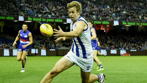 Taxi robbery charge against AFL player Trent Dumont dropped