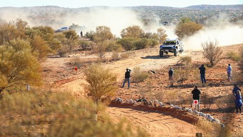 Spectator killed at Finke Desert Race in the Northern Territory