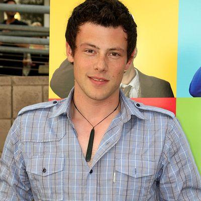Cory Monteith as Finn — Glee