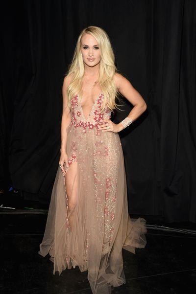Singer Carrie Underwood