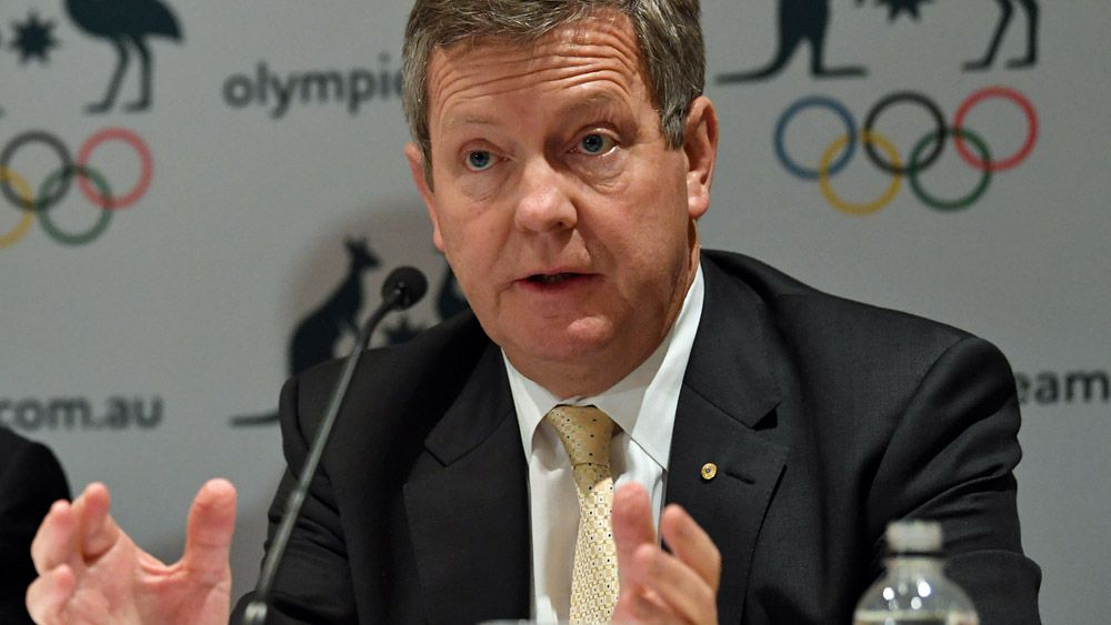Sochi drug cheating a disgrace: AOC