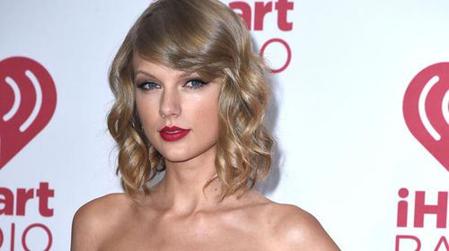 "In the past Swift has said Mr Cremer only showed her ""a few chords"". (Getty)"