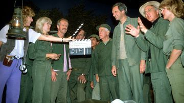 'M*A*S*H''s final episode in 1983 ran just short of two-hours.