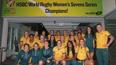 Women's rugby sevens team