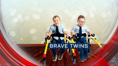 Brave twins