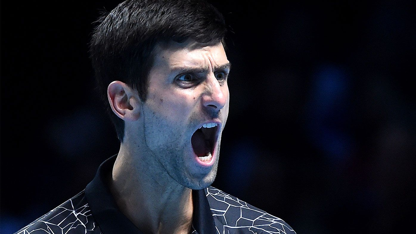 Novak Djokovic leaps to Roger Federer's defence in favouritism row