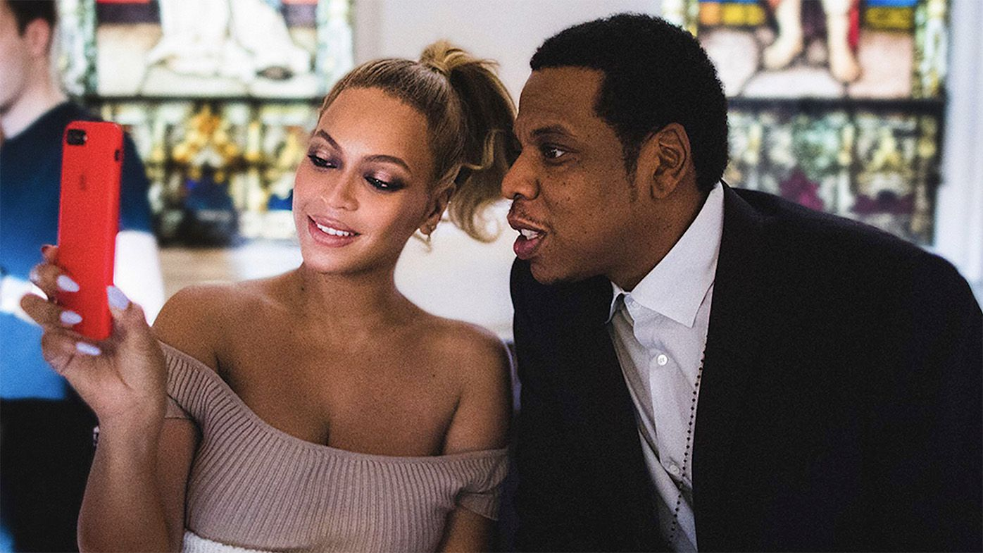 Jay Z's Latest Film Clip Features Beyoncé and Blue Ivy