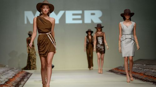 Retail giant Myer set to dump about 100 labels