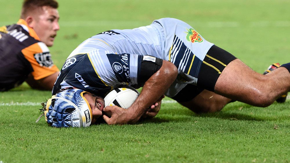 Thurston questions no-try ruling