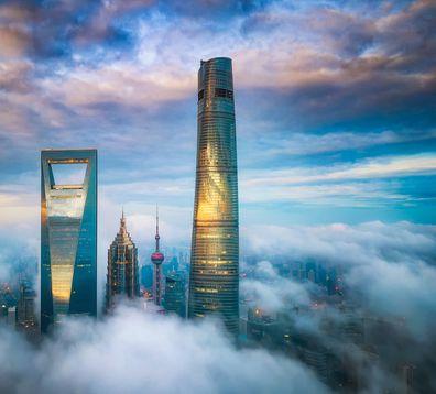 J Hotel Shanghai Towers