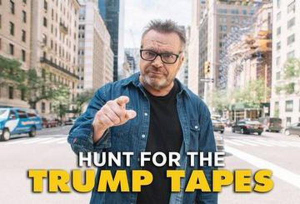 Hunt For The Trump Tapes