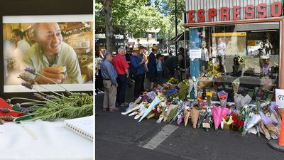 Terror victim's family pens moving tribute to 'larger than life character'