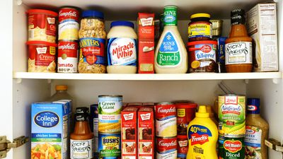 Organise the pantry
