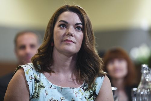 The Greens Senator has vowed to stop the ongoing verbal abuse of women in parliament. Picture: AAP
