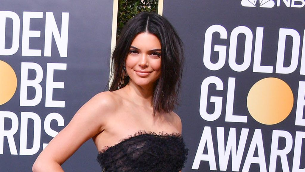 Kendall Jenner Fights Back At Trolls Following Her Golden Globes Appearance