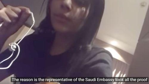 Friends of Saudi woman Ms Alqunun claim she was almost forced onto a flight from Thailand back to Kuwait despite seeking asylum in Australia.