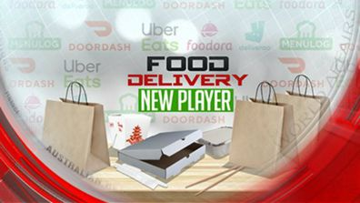 Food delivery: New player