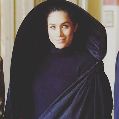 Meghan Markle in Malta, unknown date
