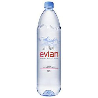 The premium water company is bottled in France.