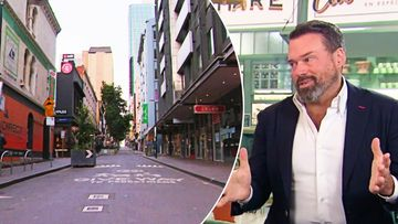 The head of one of Australia's largest catering companies has revealed the toll Victoria's fifth lockdown is set to have on businesses as he calls for a change in procedure.
