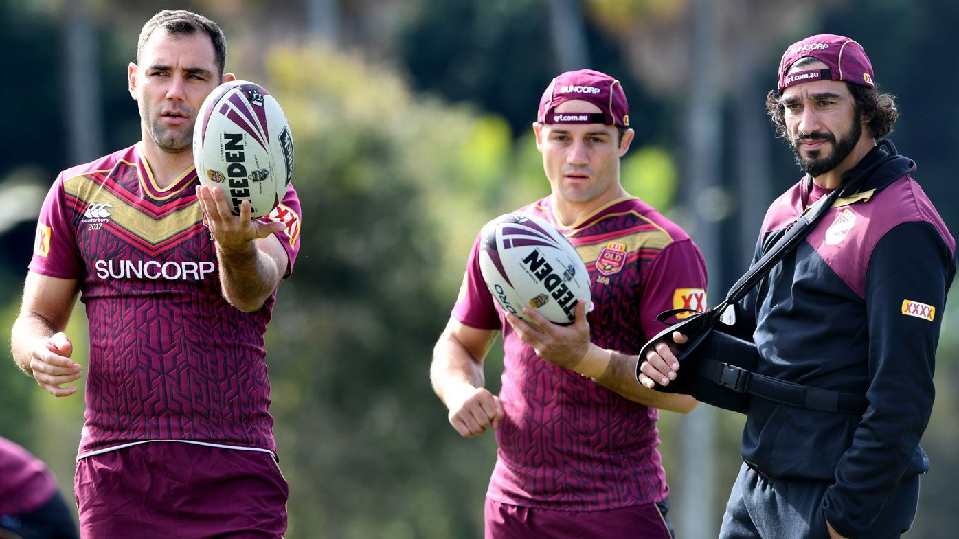 Cam Smith rules out Queensland comeback, despite Kevin Walters' persistence
