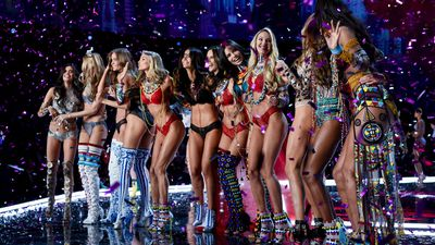 The Victoria's Secret show is past its used-by date