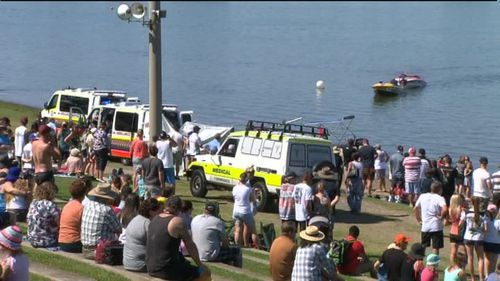 Waterskier seriously injured in high-speed crash in northern NSW