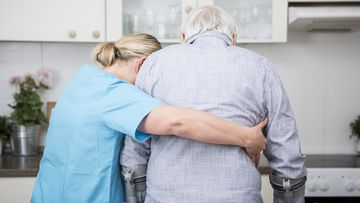 Aged care workers in NSW must have had at least one dose of a coronavirus vaccine to keep working.