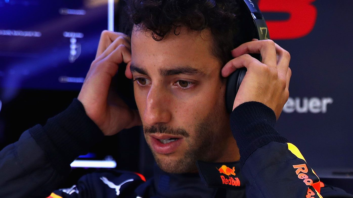 The harsh reality of Daniel Ricciardo's Renault move