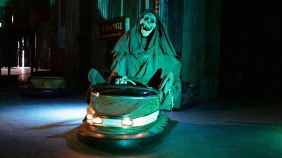Grim reaper or thrillseeker? (AAP)
