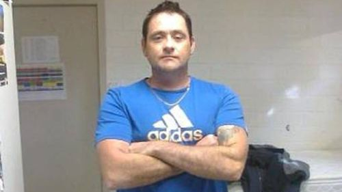 Sayle Newson is accused of killing Carly McBride.