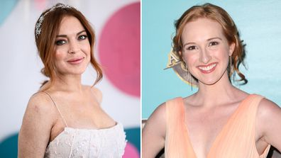 The Parent Trap, Lindsay Lohan, body double, Erin Mackey