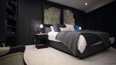Suzi and Voni's Master Bedroom on The Block Season 11 (2015)
