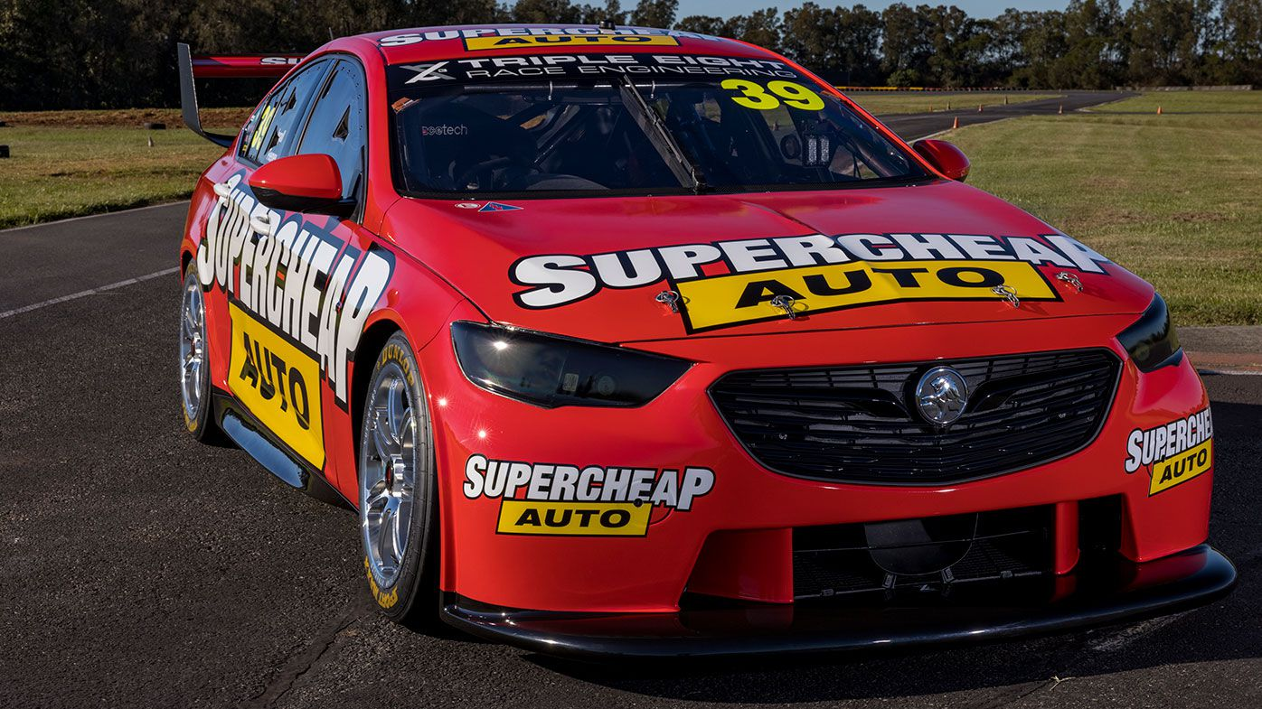 Russell Ingall and Broc Feeney will team up in a Supercheap Auto entry for this year's Bathurst 1000.
