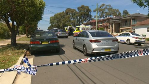 A woman has been fatally stabbed in Sydney's west.
