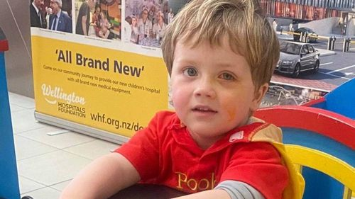 Mother's warning after hand sanitiser leaves son with muscle damage and vision impairment