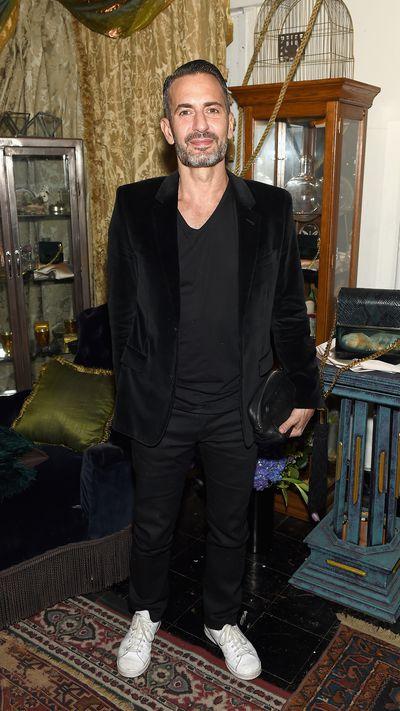<p>Marc Jacobs.</p>