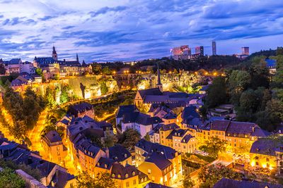 11. Luxembourg
